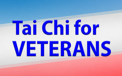 Free Tai Chi for Veterans - Tai Chi Arts School - Downingtown, Exton, West Chester, PA