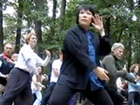 Cheng Man Ching - Form Demonstration Videos - Tai Chi Arts School - Downingtown, Exton & West Chester, PA