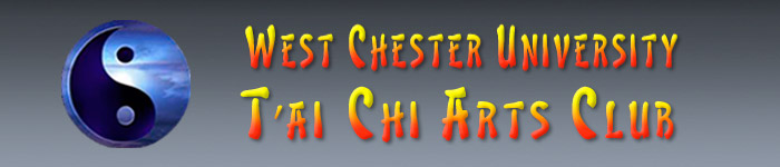 Tai Chi Arts Club of West Chester University - Logo